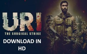 URI: The Surgical Strike Full Movie In HD Download
