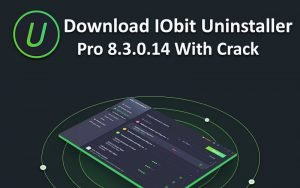 IObit Uninstaller Pro 8.3.0.14 Multilingual Full Version With Crack Download?